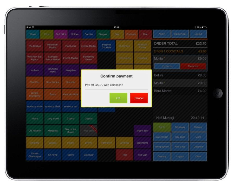 iPad EPoS