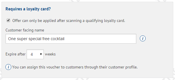 customer facing loyalty